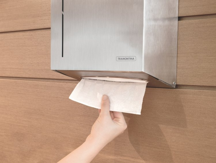 Papel toalha traz economia para sua empresa